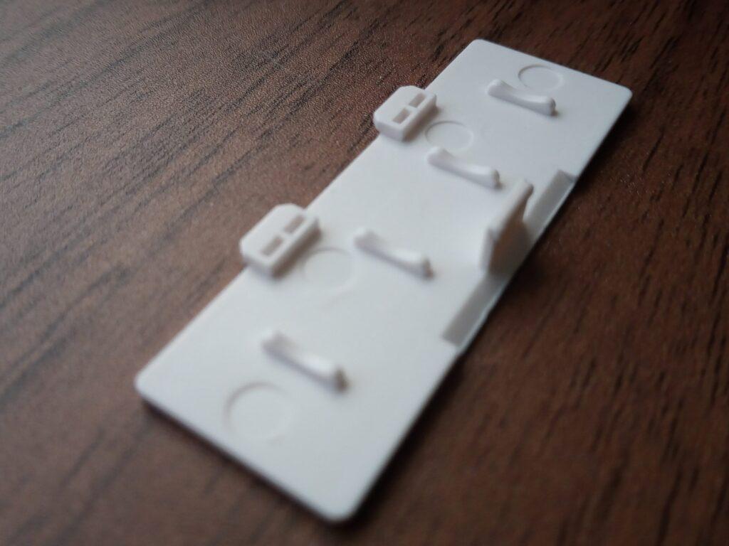 Inkbird IBS-TH1の電池カバー
